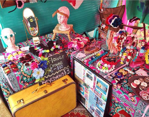 Popsikle Shop mobile store