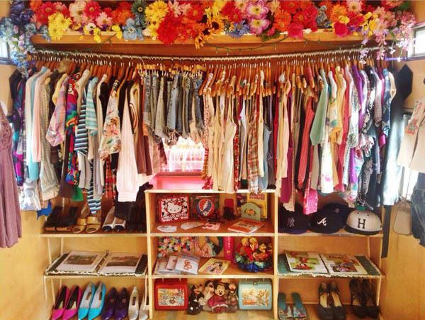 Inside Popsikle Shop mobile store