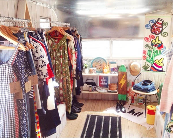 Coast to Coast Vintage mobile shop