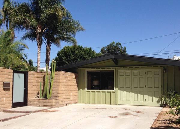 Green Rancho Estate home