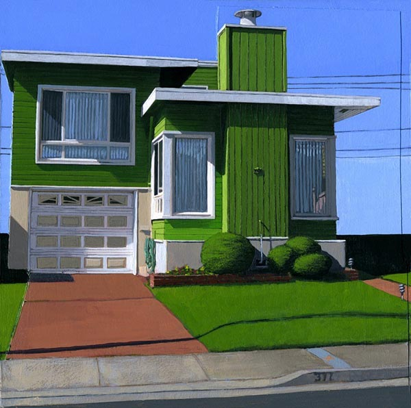 Westlake Green home in Daly City, California